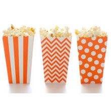 Makanan Popcorn Food Grade Paper Boxes