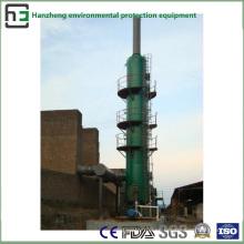 Operación de Desulfuración y Desinfección - Colector de Polvo Industrial