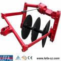 Трехдисковый плуг для ручного шагания тракторов (LYQ-320)