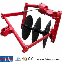 3 Disc Plough for Hand Walking Behind Tractors (LYQ-320)
