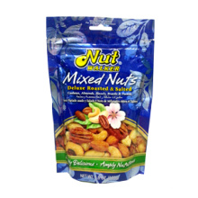 Mixed Nuts Bag/Bottom Gusset Snack Bag with Zipper