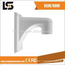 Support de montage mural fournisseur Hikvision Chine Fabricant Prix concurrentiel Support de moulage sous pression en aluminium
