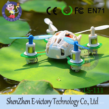 Mini 2.4G 4CH 6 Axis Gyro RC Quadcopter UFO Model Aircraft Drone