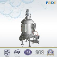 Очистка воды и сохранение водного промыслового промывочного фильтра