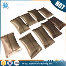 Corrosion resistance rosin pressing bags pneumatic / hydraulic rosin heat terp tube