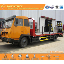SHACMAN 4x2 15tons construction machinery transport truck