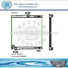 Kundenspezifischer Aluminium-Kühler für BMW X5, E70,3.0