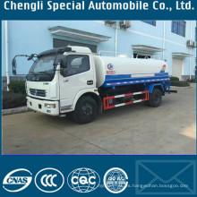 Rhd 7000liters agua transporte Bowser carro de Dongfeng 4 X 2