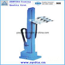 Novo Pó de Revestimento Eletrostático Reciprocador Spray de Pintura Automática Máquina de Pulverização