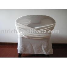 charmante couverture de chaise, housse fauteuil, couverture de chaise de banquet, couverture de chaise de mariage de mariage