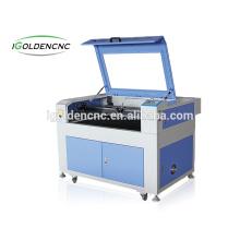 6040 máquina de corte a laser com 600 * 400mm gravura máquinas de corte para madeira cortador com câmera CCD