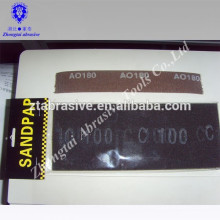 Venda quente à prova d 'água placa de gesso Dry Wall p40-320 malha folha de lixamento da tela