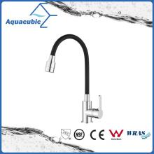 Modern Lead Free Brass Single Handle Faucet (AF2403-5C)