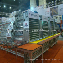 poultry farm automatic chicken cage