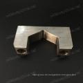 Spitzenpräzision alle Art von Aluminium-CNC-Maschinen-Mitte-Maschinerie-Teilen für Wohnprodukt-Gebrauch, kleine angenommene Stapel, stabile Qualität