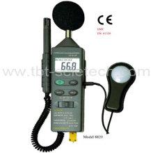DT-8820 4 en 1 multifonction environnement mètre