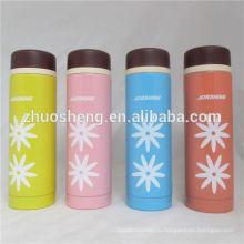 Горячие продажи BPA бесплатно хорошего качества двойной стены из нержавеющей стали Оптовая термос с кнопки