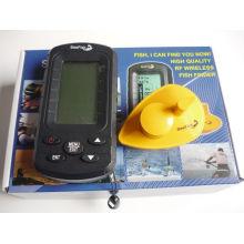 Dot Matrix Sonar Sensor Wireless Fish Finder TL66