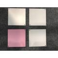 Panneau composite en aluminium de couleur en bois de la veine de granit ACP