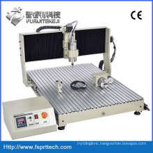 Manufacturing Processing Machinery CNC Aluminum Router