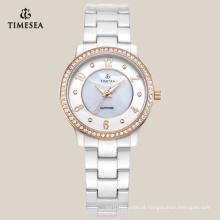 Novo estilo relógio simples relógio de presente com qualidade à prova d'água 71068