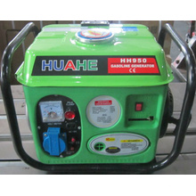 Generador de gasolina de HH950-FG02 (500W-750W)