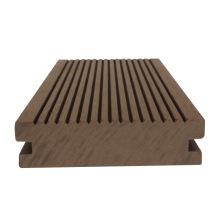 Waterproof Wood Plastic Composite WPC Decking Panel