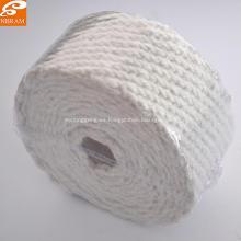banda de revestimiento refractario compuesto de fibra cerámica