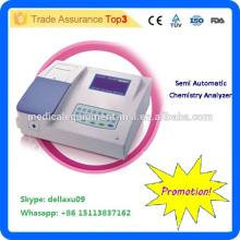 Promotion!!! semi-automatic chemistry analyzer/lab analyzer/biochemistry analyzer price MSLBA05