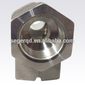 Componente de fundición de precisión de acero OEM