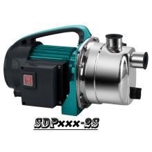 (SDP600-2S) Bomba de agua de lluvia barril jardín con cabezal de acero inoxidable