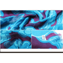 Bufanda de lana 100% lana diseñada para el invierno de 2013