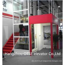 OTSE pequeno mini elevador para casas / elevador único para 1 andar