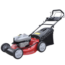 6Hp B&S 21inch steel deck Self propelled lawn mower,hand operated lawn mower,portable lawn mower