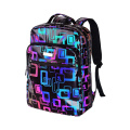 Casual Daypack High Visibility Reflective Backpack Bag with Computer Compartment