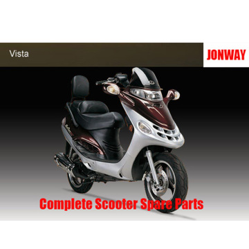 Jonway Vista Complete Scooter Repuestos Original Repuestos