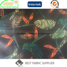 Polyester Printed Fabric for Women′s Coat 300t Taffeta Printed Fabric