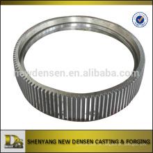 CNC-Bearbeitung Stahl Mechanischer Drehzahnring