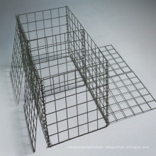Mesh 75X75mm Galvanized Welded Gabion Baskets