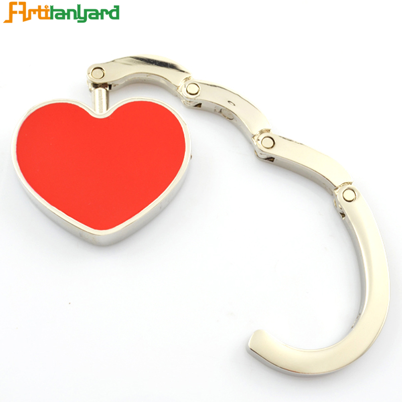 Fashion Zinc Alloy Bag Hanger