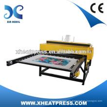 Pneumatische 80x100cm großformatige Sublimations-Hitzepressmaschine