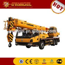Guindastes do caminhão de 7 toneladas Venda quente guindaste do caminhão de Liugong mini da China