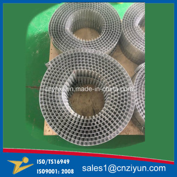 Pre Galvanised Continuous Stamping Part