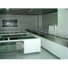 UV Coating Line for Plastic Parts