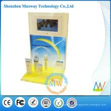 Thekendisplay mit 7-Zoll-LCD-Anzeige Display