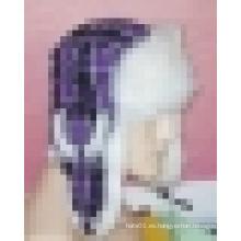 Sombrero de invierno con el hombre hizo piel (wt1202)
