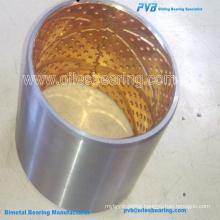 BIMETAL HYD LIFT ARM BUSH,ADP. No.88602 BUSHING,60.75X56.1X72.56 Item Code 24432054/WB003 BEARING