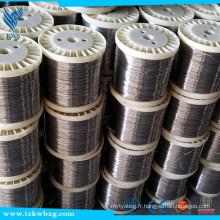 ASTM A582 AISI 304 fil de soudure en acier inoxydable