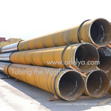 Clutch Welded SAW-Helical Pipes