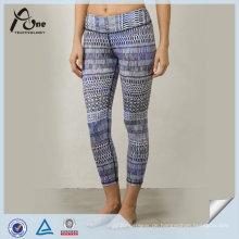 Soem-bunte Sublimations-kundenspezifische Yoga-Großhandelshosen